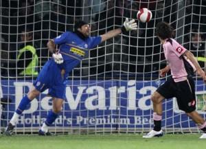 Palermo v Juventus - Campionato TIM Serie A 2007 2008